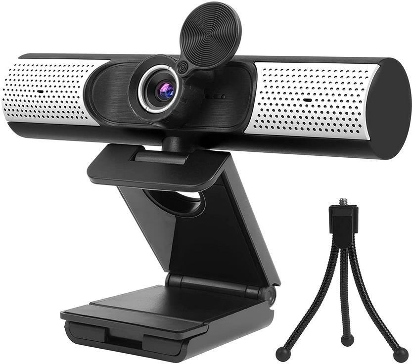 AirCover Webcam 1080P mit Mikrofon und Sichtschutzabdeckung für 31,85€ (statt 54€)