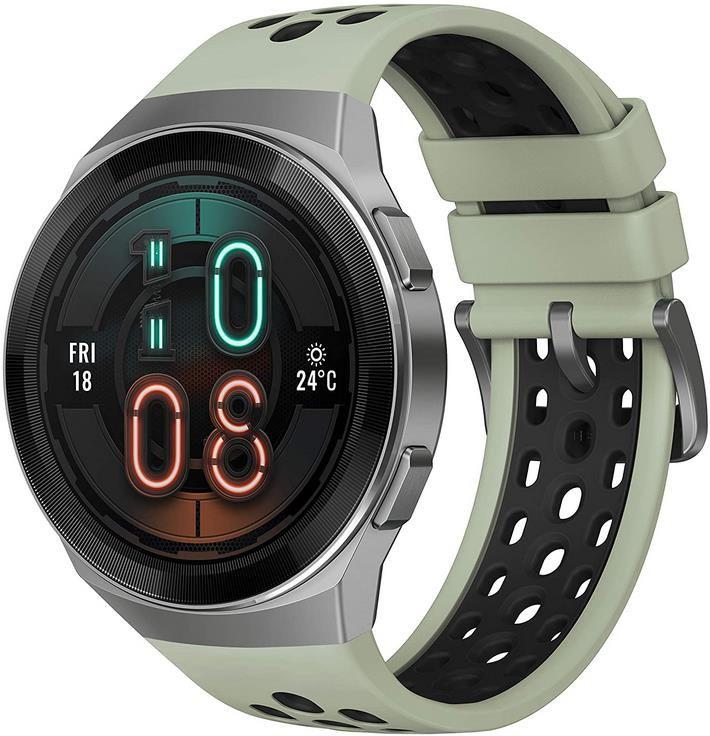 HUAWEI Watch GT 2e Smartwatch   46mm AMOLED Touchscreen in 4 Farben für je 79€ (statt 91€)