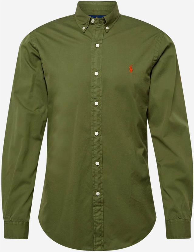 Polo Ralph Lauren Hemd in khaki ab 84€ (statt 120€)