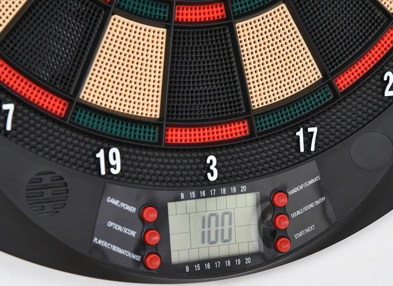 Homcom elektronische Dartscheibe für 23,99€ (statt 30€)