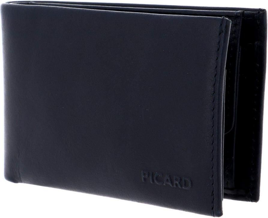 Picard Apache   Männer Leder Portemonnaie in der Farbe Schwarz für 28,55€ (statt 35€)