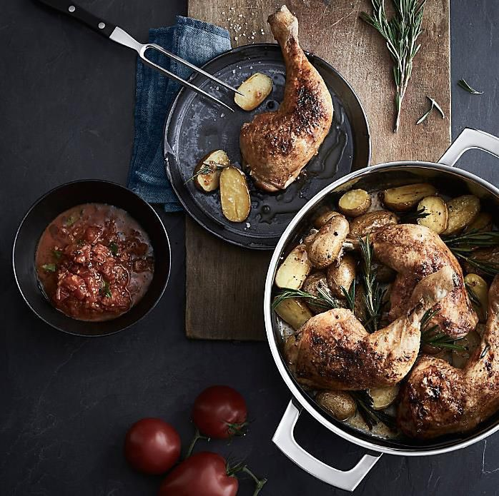 WMF Vario Cuisine Kochtopf Set 4 teilig für 134,55€ (statt 154€)