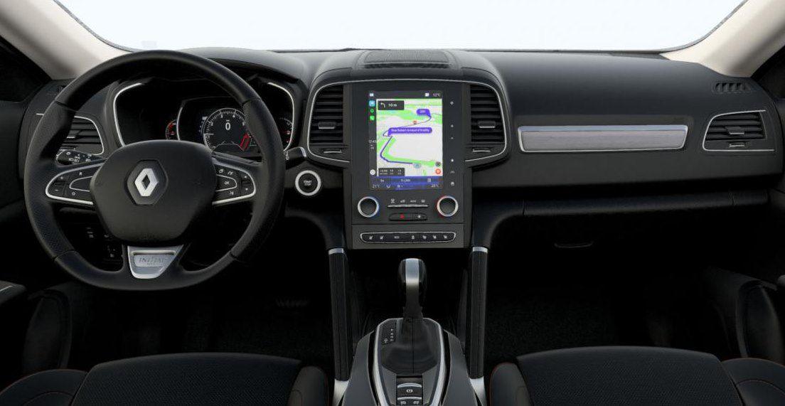 Renault Koleos ZEN TCe 160 EDC mit 158 PS für 199€ mtl. – LF 0.53