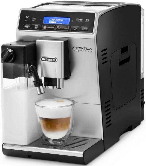 DeLonghi Autentica Cappuccino ETAM 29.660.SB Kaffeevollautomat für 399€ (statt 466€)