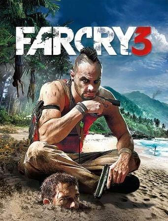 Kostenlos: Far Cry 3 Standard Edition für Pc