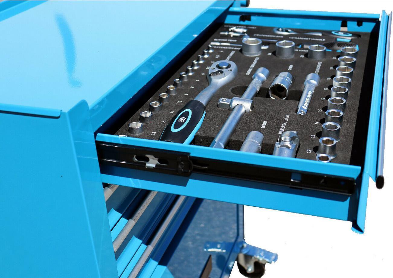 NTG WZW.3010 Werkstattwagen inkl. 70 tlg. Werkzeug für 159,99€ (statt 199€)
