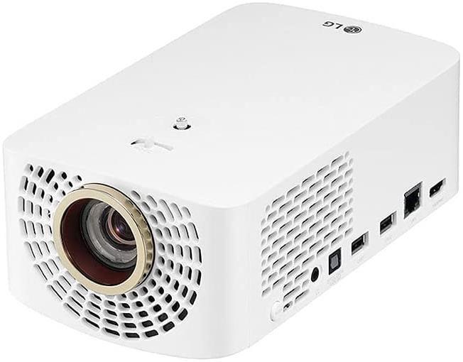 LG Beamer HF60LS Largo 2.0   CineBeam LED Full HD Projektor für 629€ (statt 692€)
