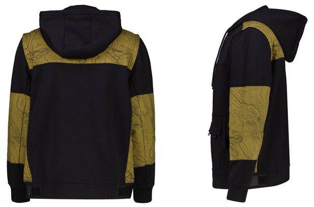 HUGO Sweatjacke Daroon aus weichem Baumwoll French Terry für 141,26€ (statt 170€)