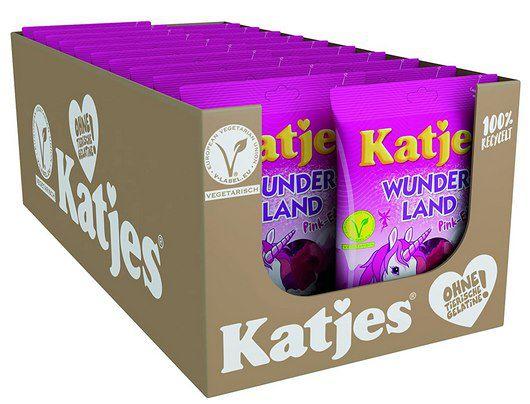 20x Katjes Wunderland Pink Edition (200g) für 13,17€ (statt 18€)   Prime