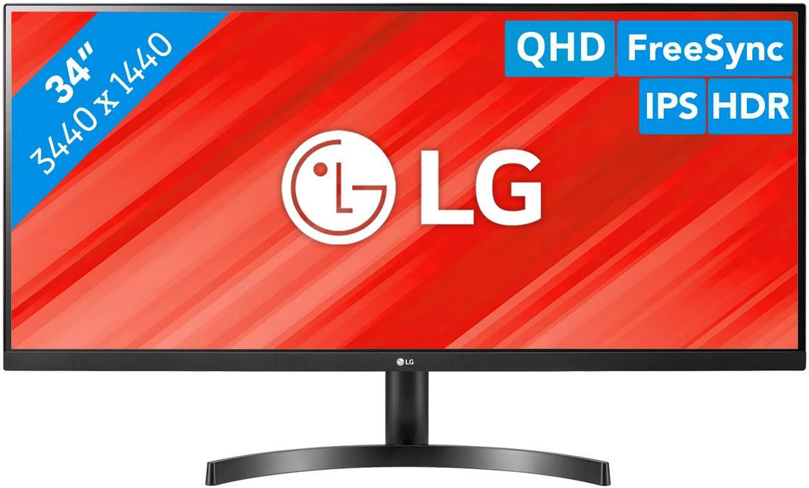 LG 34WN700   34 Zoll, WQHD, IPS, 75Hz, 5ms Monitor für 329€ (statt 390€)