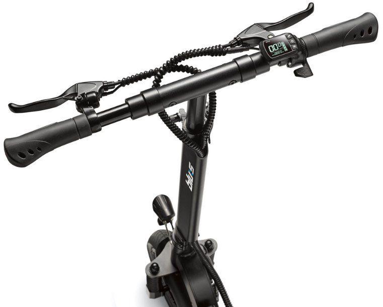 Blu:s Stalker XT950 E Scooter mit Straßenzulassung bis zu 50 km Reichweite & 20 km/h für 699,99€ (statt 742€)