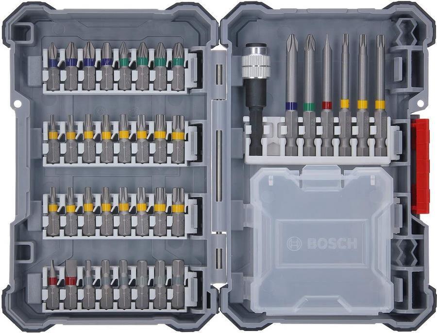 Bosch Professional 40 tlgs. Bit Set mit Universalhalter für 15,99€ (statt 28€)