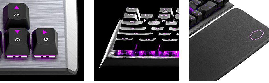 Cooler Master CK530 V2 mechanische Gaming Tastatur mit RGB für 66,89€ (statt 90€)
