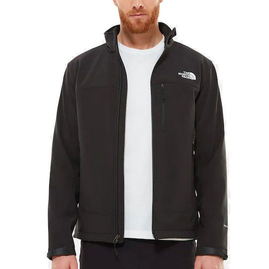 The North Face Apex Bionic Jacke in Schwarz für 114€ (statt 150€)