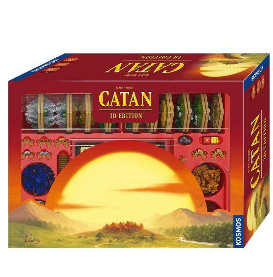 KOSMOS Catan 3D Edition für 235,44€ (statt 269€) – Vorbestellung