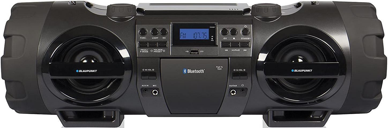 Blaupunkt BB 1000 Boombox mit Bluetooth, CD, USB, Radio etc. für 86,99€ (statt 165€)