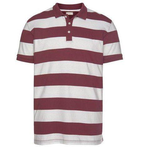 Schnell? Getreiftes ESPRIT Poloshirt in 3 Farben ab 9,59€ (statt 20€)