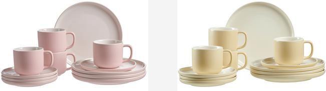 Ritzenhoff & Breker JASPER Kombiservice 12 teilig in drei Farben für 31,45€ (statt 39€)