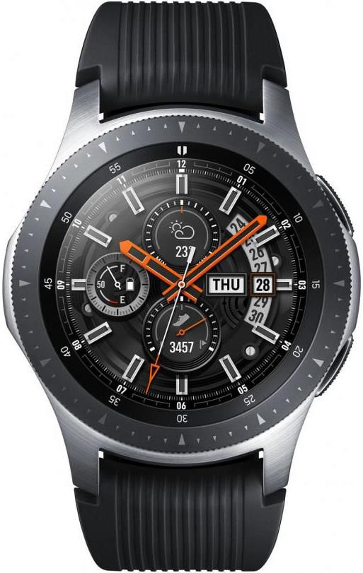 Samsung Galaxy Watch SM R800   46mm, GPS, Bluetooth für 174,95€ (statt 223€)