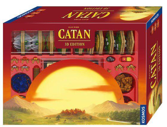KOSMOS Catan 3D Edition für 235,44€ (statt 269€)   Vorbestellung