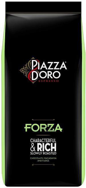 Piazza DOro Forza   1kg Ganze Kaffeebohnen für 12,14€ (statt 17€)   Sparabo