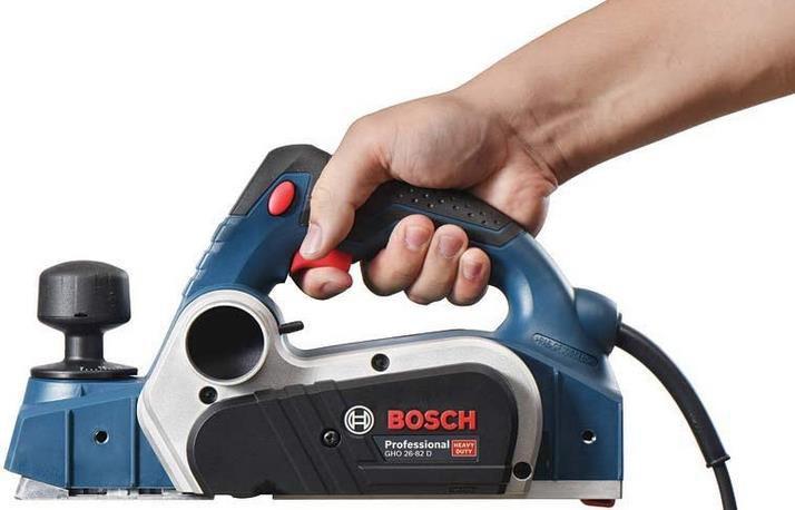 Bosch Professional GHO 26 82 D Handhobel mit Zubehör für 115,99€ (statt 140€)