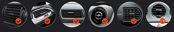 ROCK 15W Kfz Qi Wireles Charger + 18W QC 3.0 Adapter für 19,99€ (statt 33€)