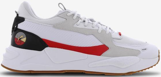Puma RS Z   Herrensneaker in Weiß/Rot für 59,99€ (statt 90€)