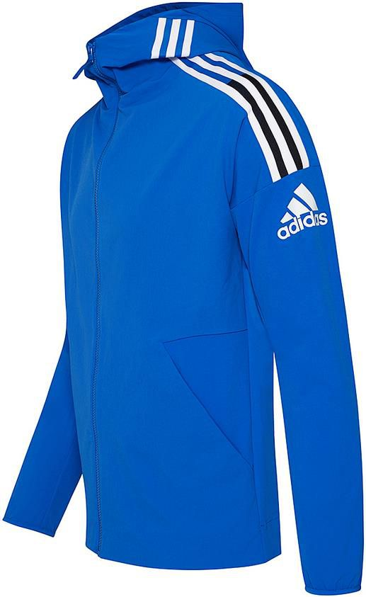adidas FI4041 Z.N.E. Woven Herren Kapuzen Jacke für 43,94€ (statt 70€)