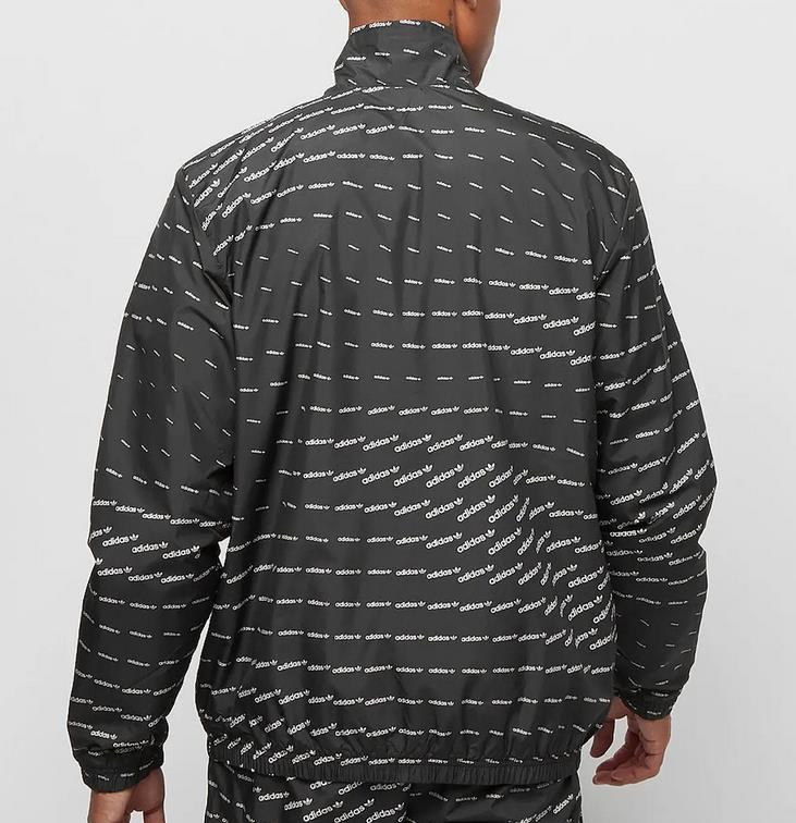 adidas Originals   Monogram Graphics Herren Trainingsjacke für 48,99€ (statt 65€)