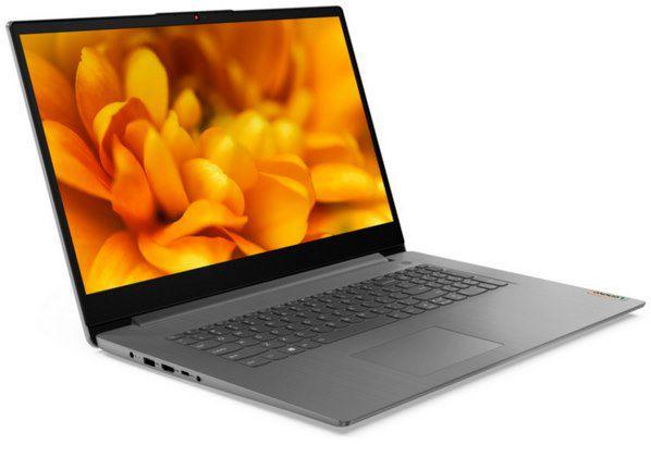 Lenovo IdeaPad 3 17ITL   17 Zoll Laptop mit 8GB/256GB SSD für 433€ (statt 475€)