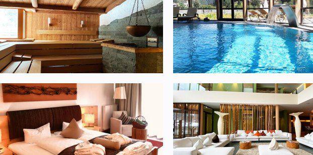 Last Minute: 2ÜN in Tirol in einem 4* Spa Hotel inkl. ¾ Pension, Fitness & Spa ab 205€ p.P.