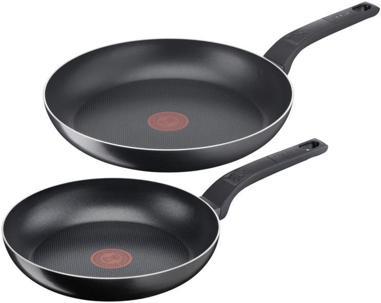 Tefal B55590 Easy Cook & Clean 2 teiliges Pfannenset 20/28 cm für 21,24€ (statt 32€)