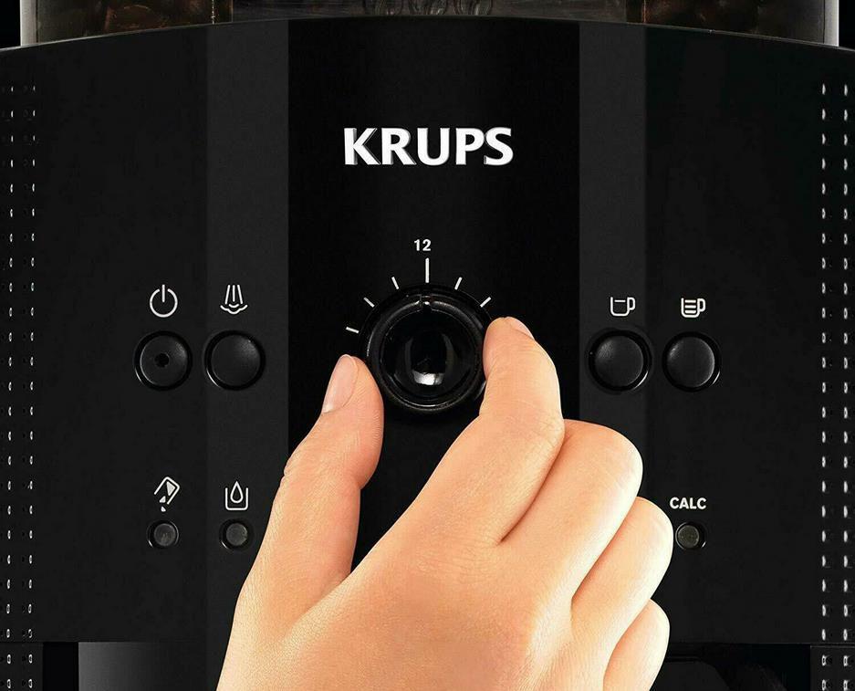 Krups EA81R8 Arabica Picto Kaffeevollautomat mit Claris Aqua Filter System für 225,38€ (statt 243€)