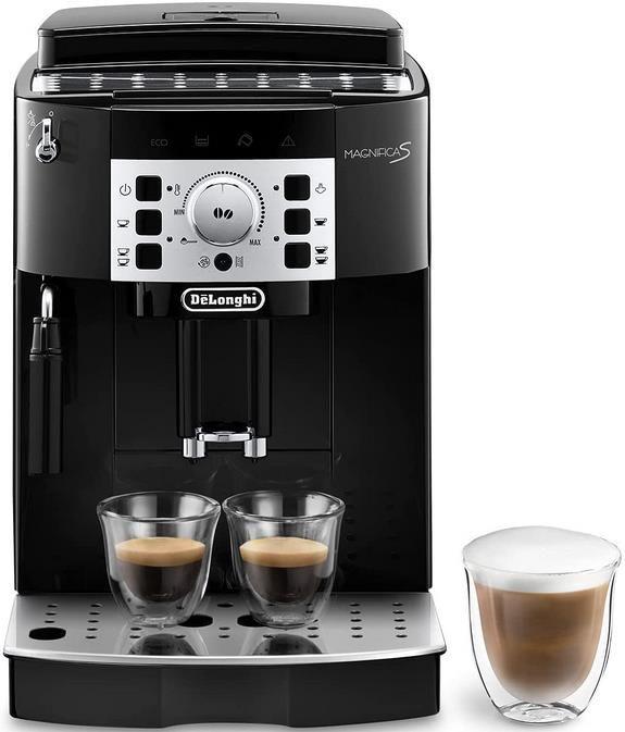 DeLonghi Magnifica S ECAM 22.110.B   Kaffeevollautomat mit Milchaufschäumdüse für 240€ (statt 274€)