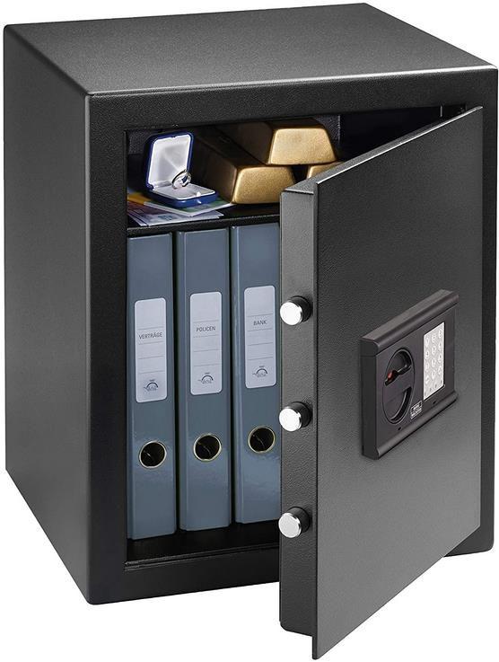 Burg Wächter Möbeltresor mit elektronischem Zahlenschloss Sicherheitsstufe B für 308,73€ (statt 329€)