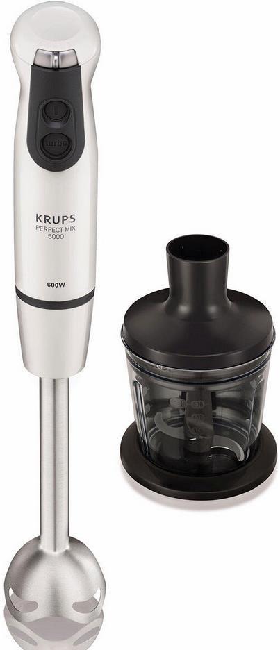 Krups Stabmixer Perfect Mix 5000 Plus HZ2031 für 50€ (statt 60€)