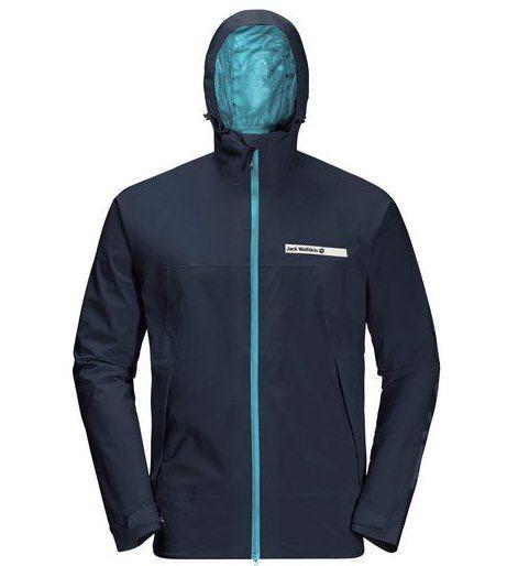 Jack Wolfskin Funktionsjacke Offshore Jacket in Dunkelblau ab 80,99€ (statt 130€)