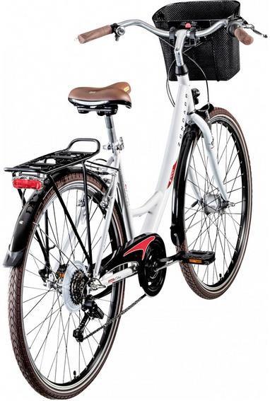 Zündapp Cityrad 28 Zoll Z700 mit 6 Gangschaltung für 269€ (statt 349€)