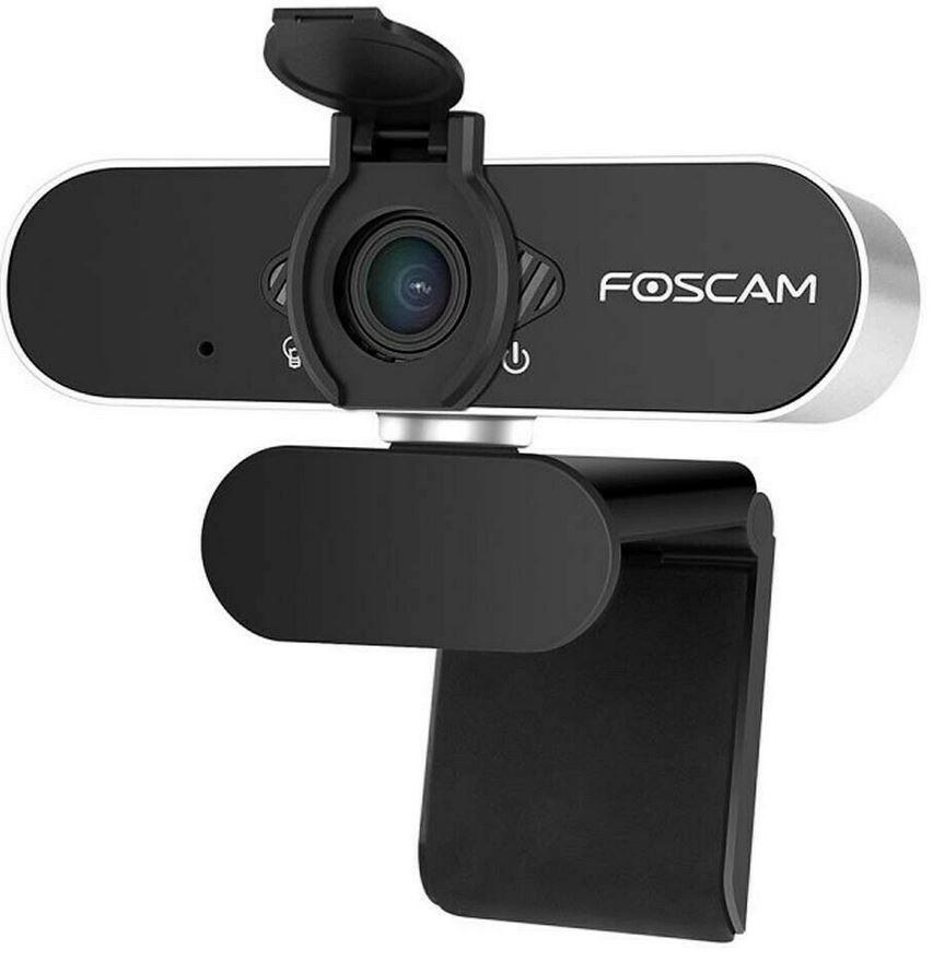 Foscam W21 Webcam 1080P FullHD mit Mikrofon für 19,90€ (statt 26€)