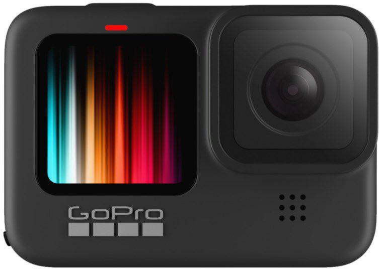 GOPRO HERO9 Black Actioncam mit 5K, WLAN und Touchscreen ab 349,99€ (statt 386€)