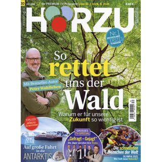 52x Hörzu Programmmagazin für einmalig 19,90€ (statt 120€)