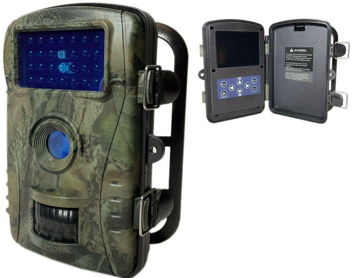 InnTec Wk210 Nachsicht Wildkamera 12MP für 39,90€ (statt 50€)