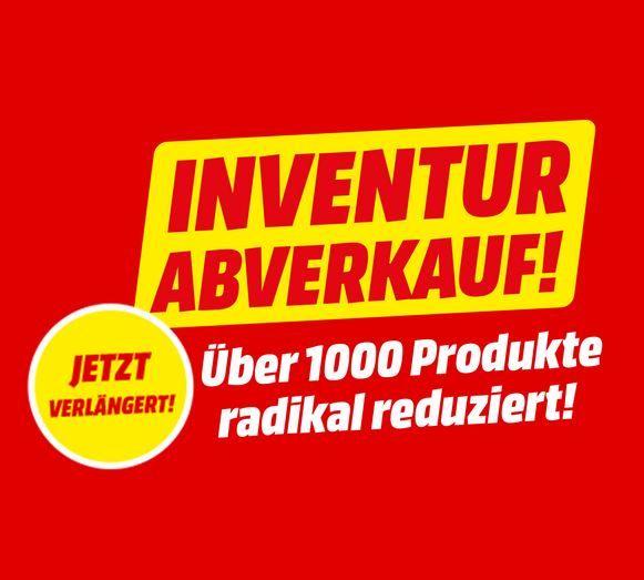 Media Markt Saturn Inventur Abverkauf – viele gute Deals!