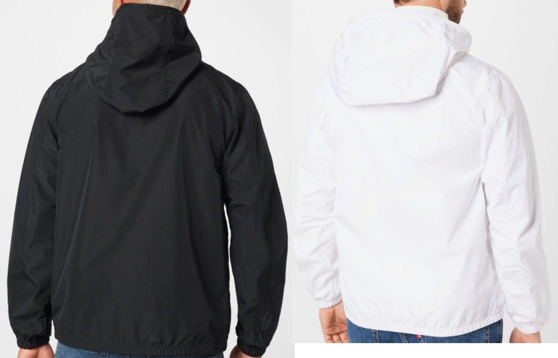Tommy Jeans Übergangsjacke in Weiß für 109,65€ (statt 130€)   in L