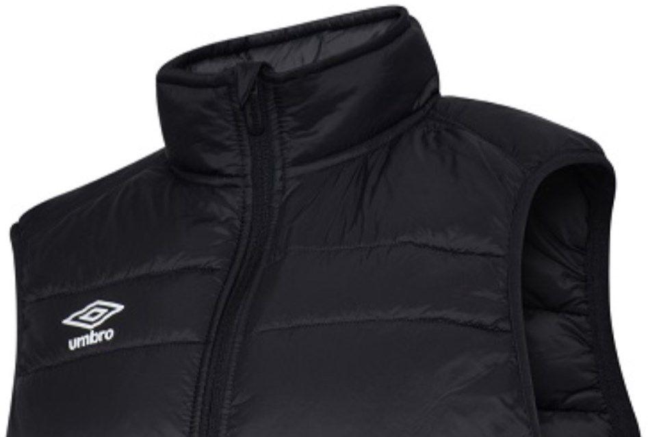 umbro Club Essential Weste in Schwarz für 14,36€ (statt 34€)   nur L