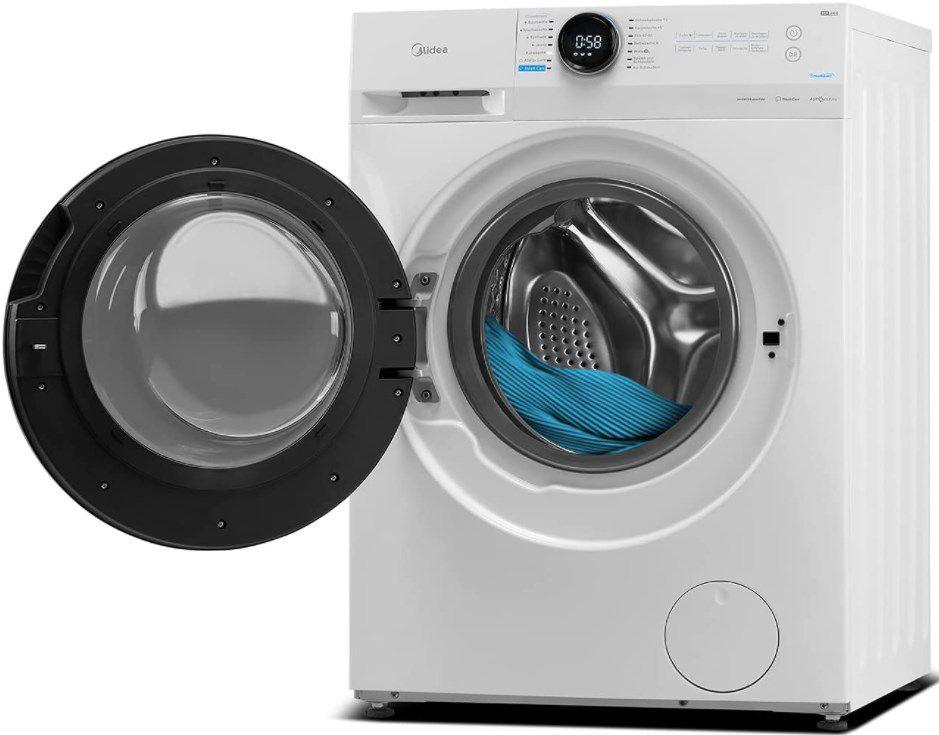 Midea MF200W70B E Waschmaschine mit 7kg und 1400U/min für 309,90€ (statt 359€)