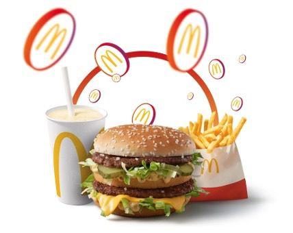 McDonalds Gutscheine 2021   auch als PDF zum drucken