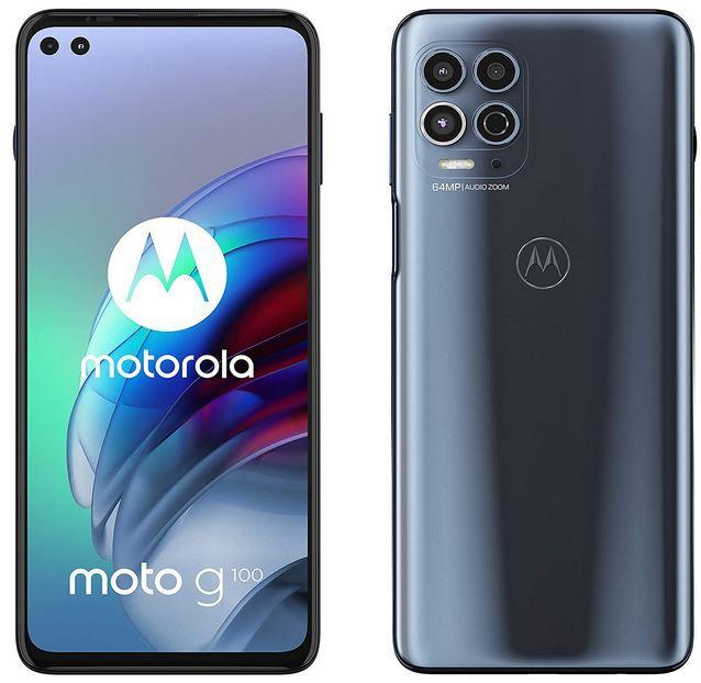Motorola Moto G100 – 6,7Zoll Android Smartphone 8GB/128GB 5G für 389€ (statt 430€)