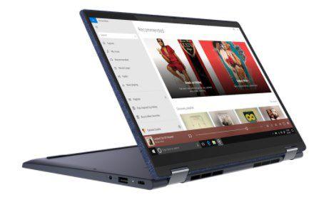 Lenovo Yoga 6   13,3 multimedia Notebook (FHD, AMD Ryzen 5 4500U, 16GB RAM, 512GB SSD) für 742,24€ (statt 1081€)